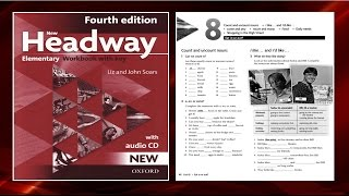 Скачать New Headway Elementary Exercise Book 4th Unit 08