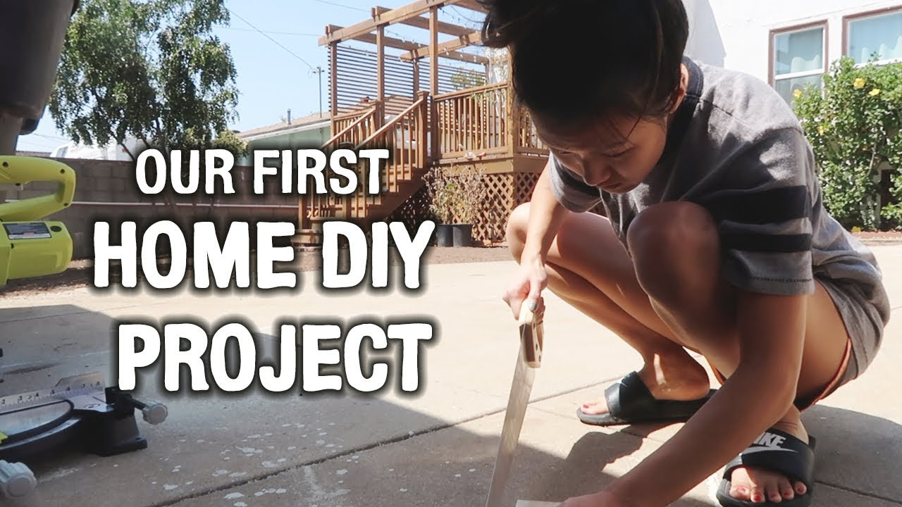 our-first-home-diy-project-wahlietv-ep611