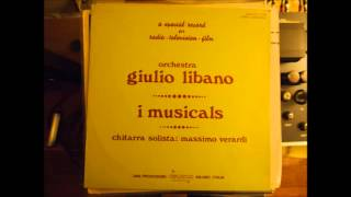"Orchestra Giulio Libano-""Jai Alai""- I Musicals-Devega DVG STL 7306"