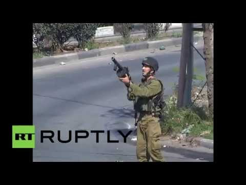 State of Palestine: Palestinian with press vest shot dead after alleged stabbing