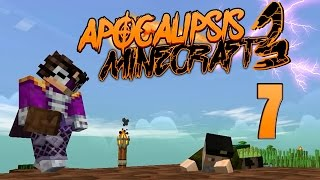 EL BOOMERANG!! | #APOCALIPSISMINECRAFT3 | EPISODIO 7 | WILLYREX Y VEGETTA