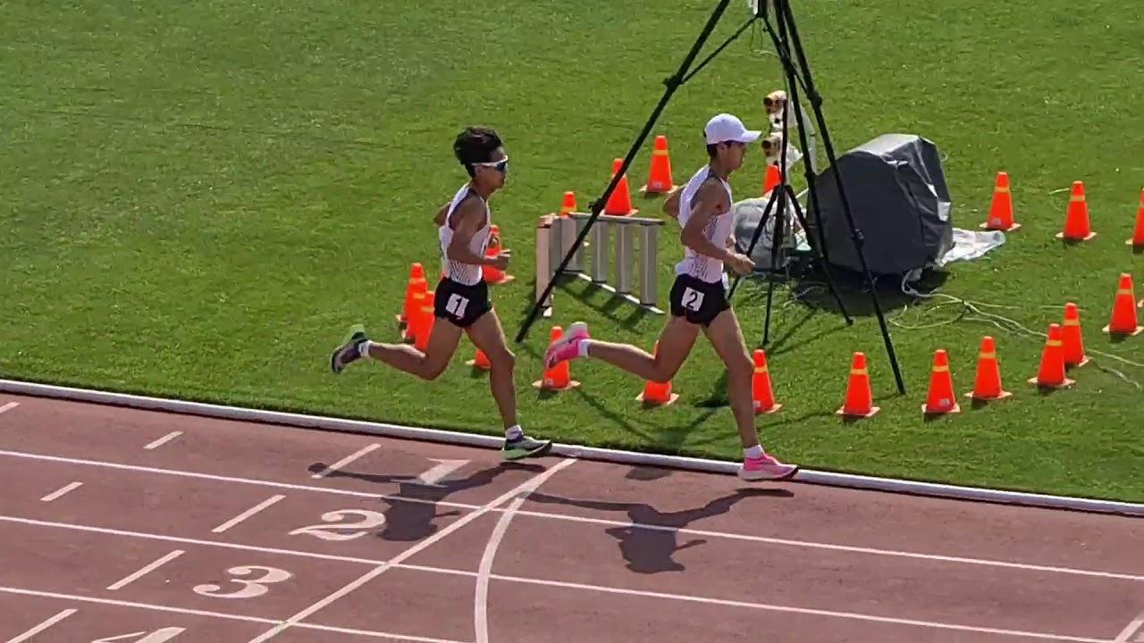 제74회 전국육상경기선수권대회 /남자10000m 결승경기