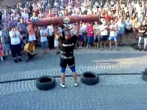 Sárai István,Szabó Zsolt,Lukács Krisztián,Strongman csapat 2010