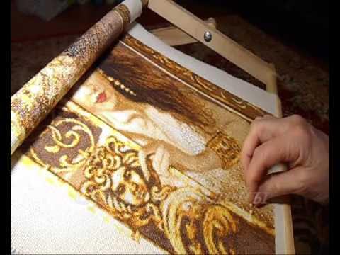 Вышивки жасмин золотое руно