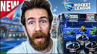 I DID A REAL LIFE ROCKET LEAGUE CRATE OPENING!