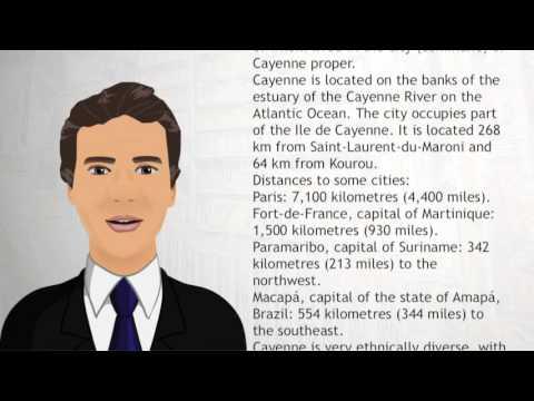 Cayenne - Wiki Videos