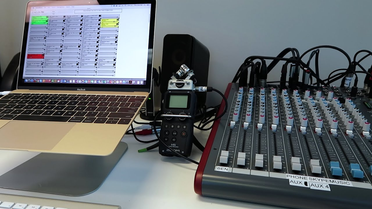 My Podcast Equipment Setup And Tour