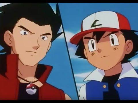 Ash Vs Drake Pokemon Orange League Amv
