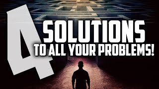 [MUST WATCH] 4 Solutions To ALL Your Problems & Happiness Ever After! 🤗 - Based On True Stories