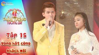 Thần tượng tương lai  tập 15: Linh Phương & Ca sĩ Quốc Thiên- Liên khúc về mẹ