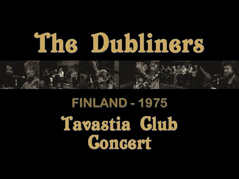 The Dubliners - Live at The Tavastia Club (Helsinki, Finland - 1975) | FULL CONCERT