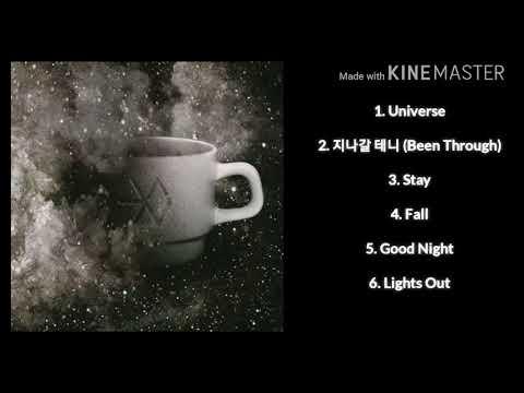 [Audio] 엑소 (EXO) - Universe #겨울 스페셜 앨범,2017