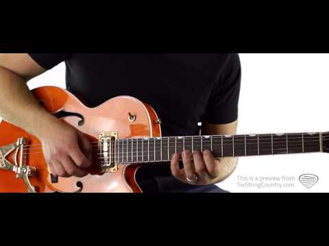 I Want Crazy Hunter Hayes Guitar Lesson and Tutorial