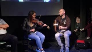 Robbie Walsh (1), teacher's recital - Craiceann Bodhrán Festival 2017