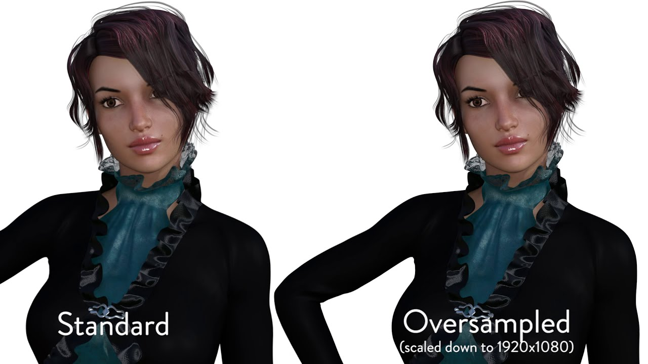 How To Render Faster In Iray - Daz Studio Free 3d Software Suite  Daz 3d  04:33 HD