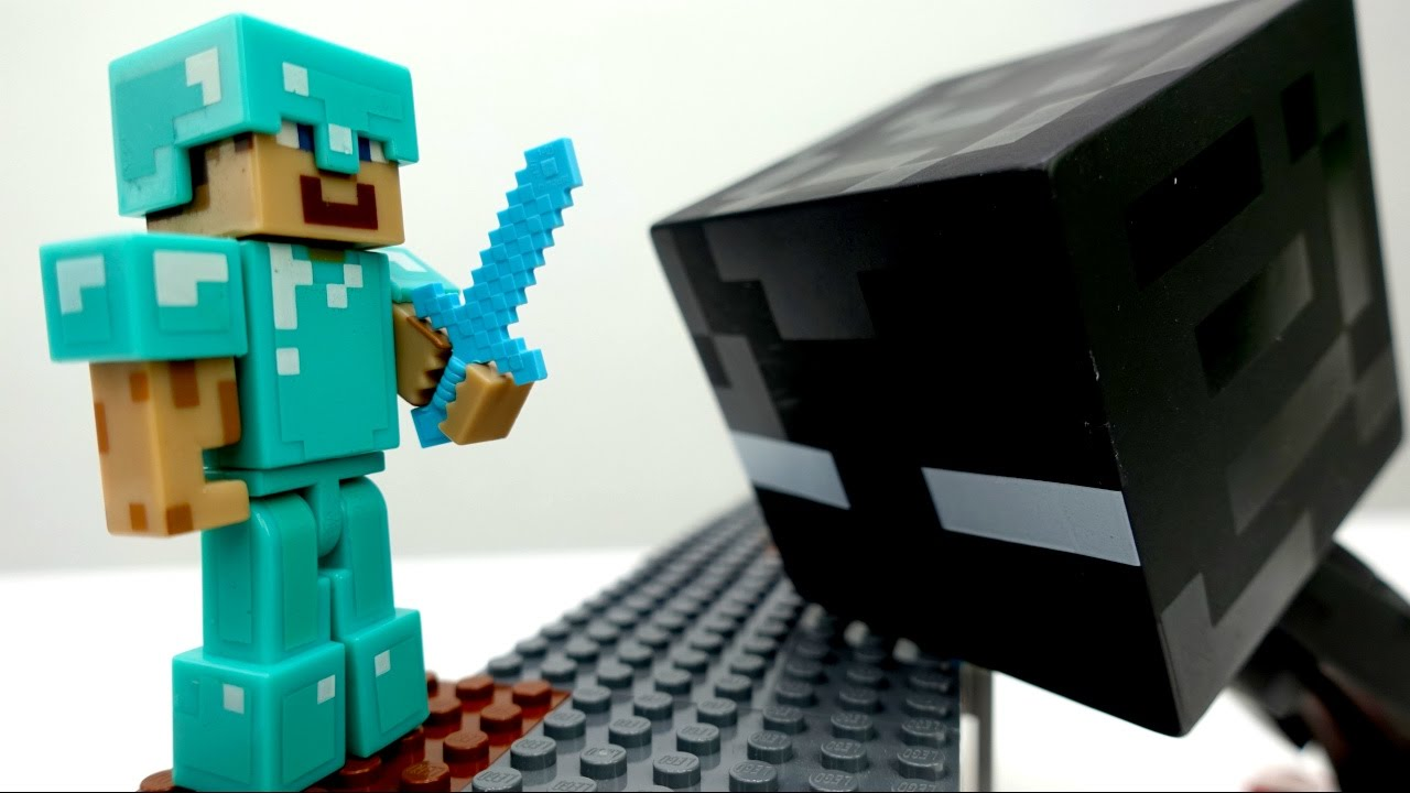 LEGO Minecraft 2016 Village 21128 set revealed! Лего Майнкрафт .