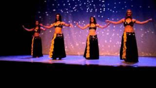 Baixar CIA Cíntia Barros de Danças Árabes