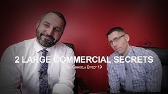2 Secrets to Selling Large Commercial Business