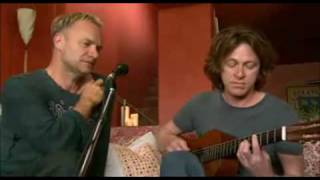 Sting   Shape Of My Heart  Acoustic