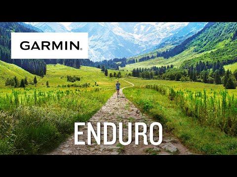 Garmin présente Enduro - Vous vous épuiserez avant votre montre