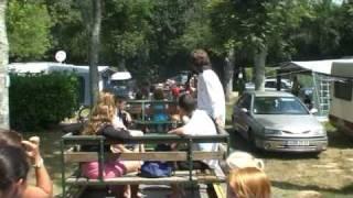 Le Bugue 2008 treintje1