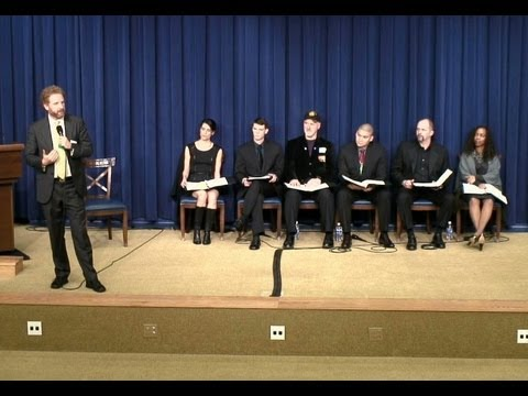The NEH: Using the Humanities to Support Veterans