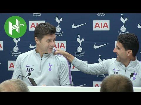 Mauricio Pochettino 'not happy' with Roberto Martinez revealing nature of Jan Vertonghen's injury