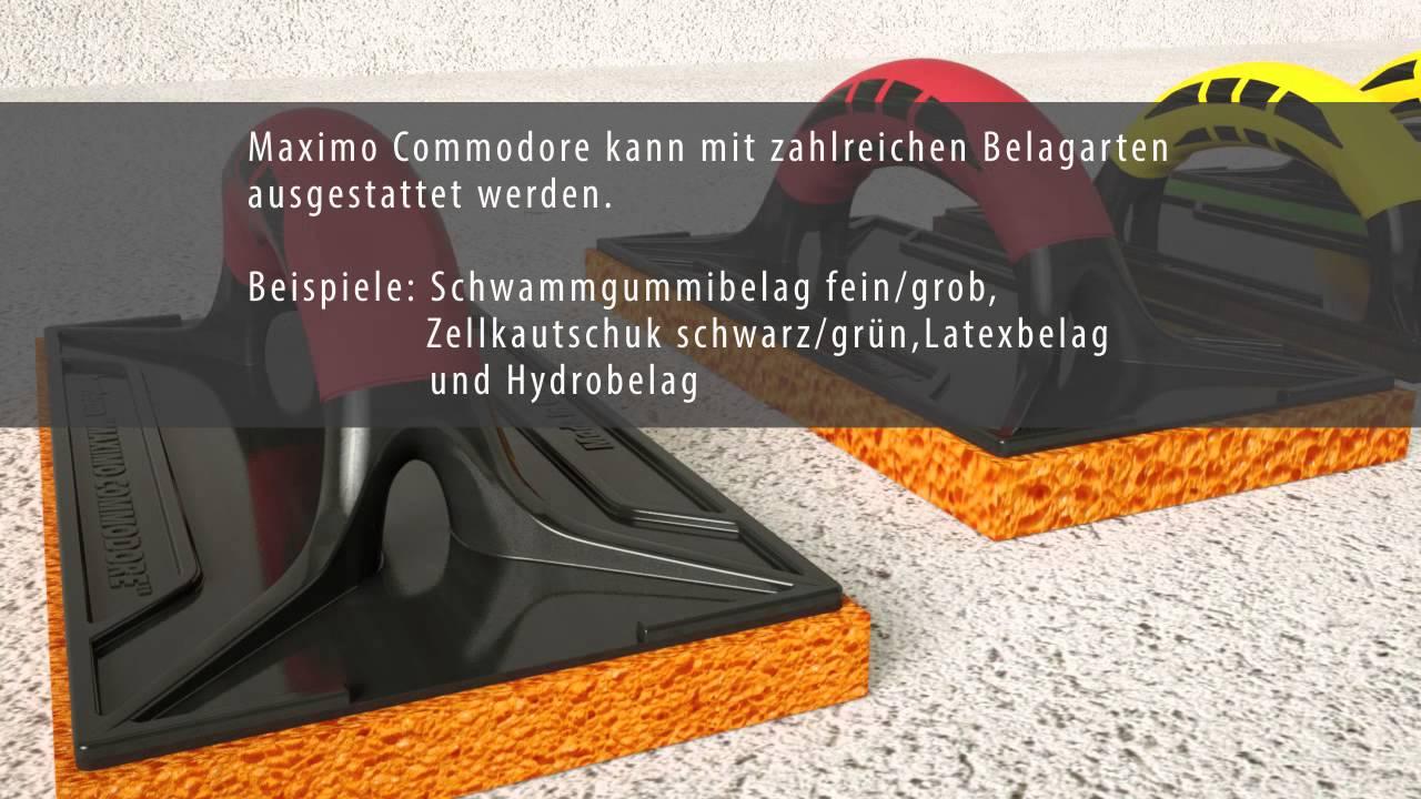 Top Profi Reibebrett für Stuckateure, Maler und Fliesenleger * MAXIMO TU89