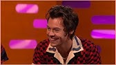 Harry Styles on The Graham Norton Show (December 6)