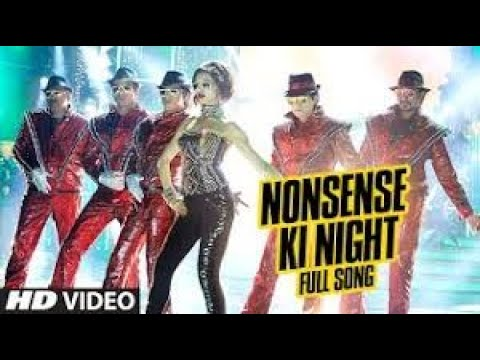 Nonsense Ki Night Full Video Song l Happy New Year l Shah Rukh Khan l Deepika Padukone l