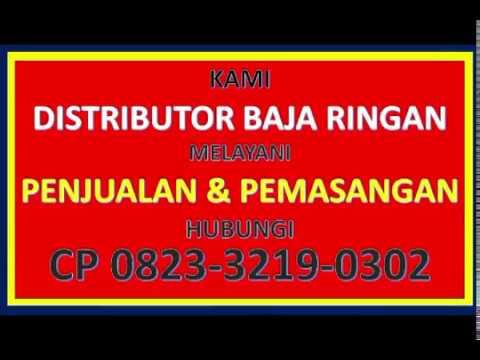 distributor baja ringan bekasi utara hp wa 0823 3219 0302 di kota timur