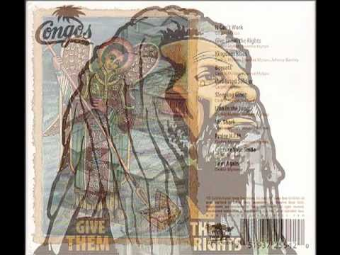 The Congos - Kingdom Rises - (Give Them The Rights)