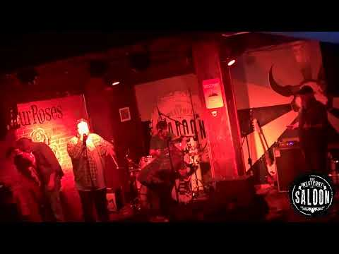 Coyote Bill hosts the Tuesday Night Blues Jam live at The Westport Saloon