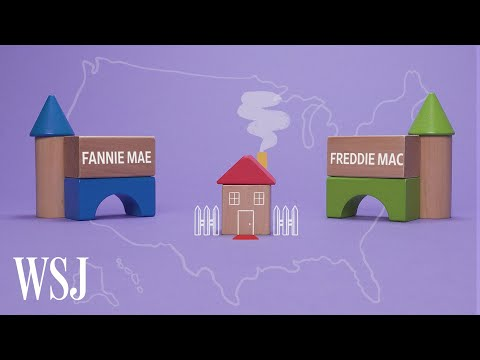 How Fannie and Freddie Prop Up America's Favorite Mortgage - Wall Street Journal