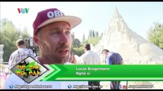 Đức: Tòa lâu đài cát lớn nhất thế giới không được Kỷ lục Guinness công nhận