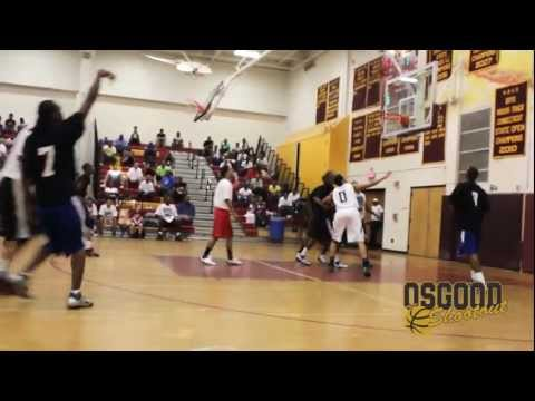 Basketball Tournament Highlights at Osgood Shootout 2011 New Britain, Connecticut