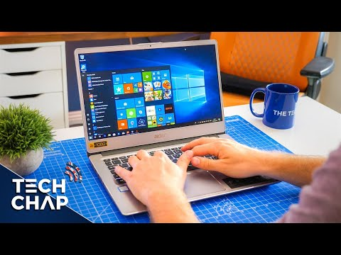 Acer Swift 3 (2019) Review - Amazing Budget Laptop! | The Tech Chap