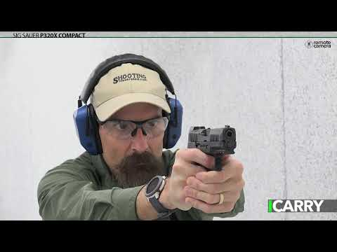 I Carry: SIG Sauer P320X Compact In A Dark Star Gear Orion Holster
