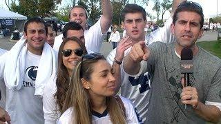 Tailgate Fan: Penn State University