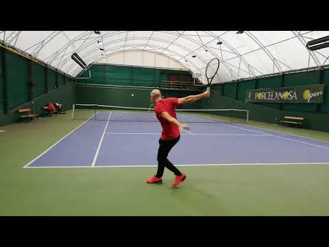 Sasha tennis -