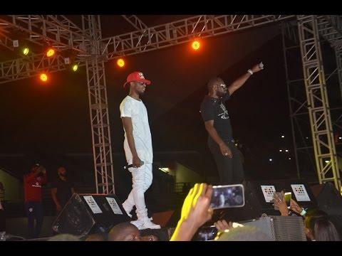 Le concert de Maitre Gims à Conakry