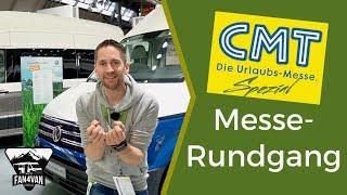 CMT Stuttgart 2019 Mein Messerundgang mit einigen Neuheiten