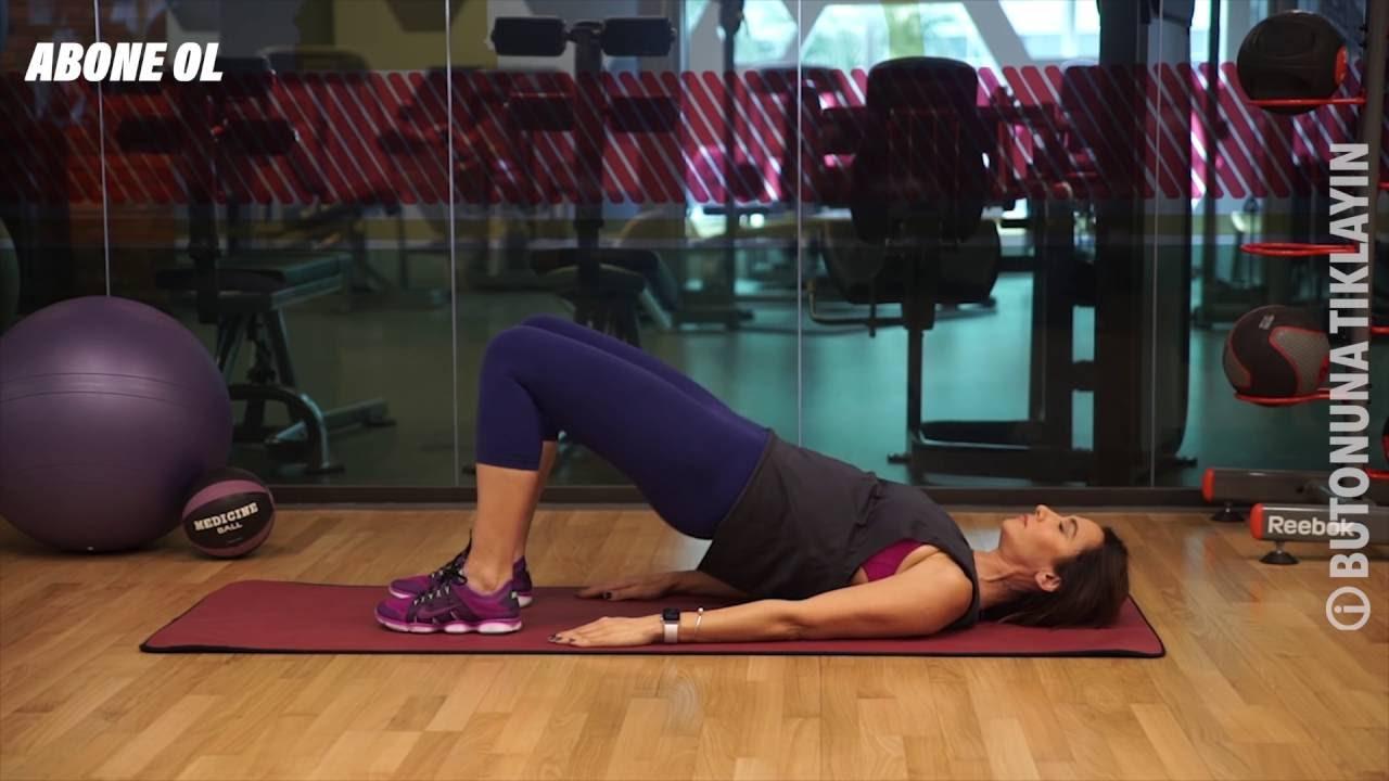 Doğum Sonrası Göbek Eritme Hareketleri-Doğum Sonrası Egzersiz Rehberi Videoları
