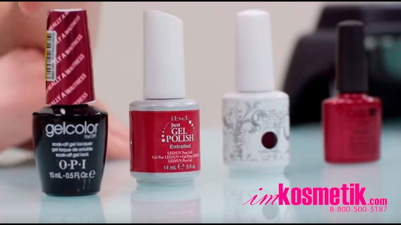 OPI - Soft Shades 2015 | Swatch and Review - YouTube
