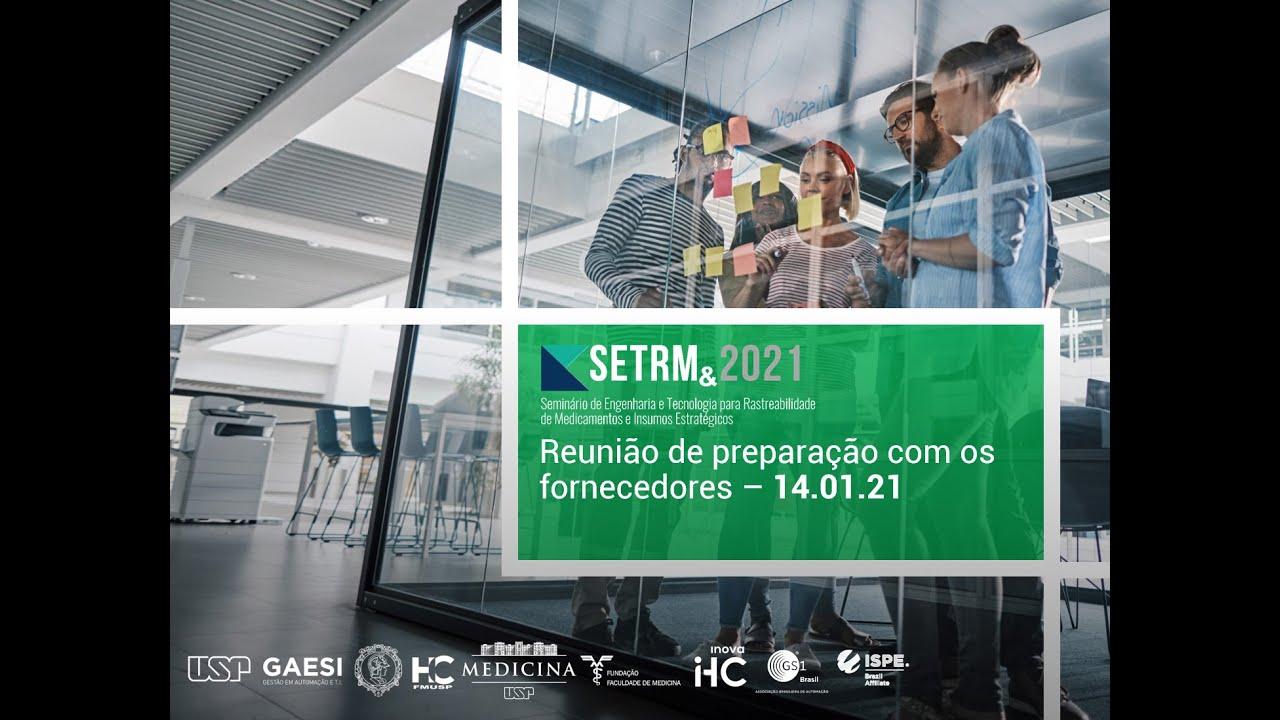 Reunião de preparação com os fornecedores - Perspectivas dos fornecedores com relação à implantação