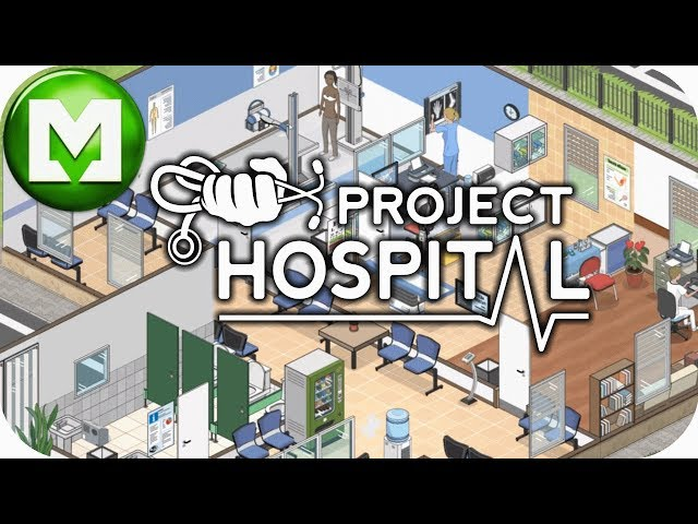 ▶Project Hospital in 4K◀ Is This Better than Two Point Hospital?