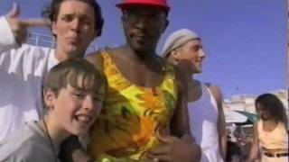 BAD BOYS INC (GMTV Fun in the Sun) Behind the scenes from Bad Boys Inc