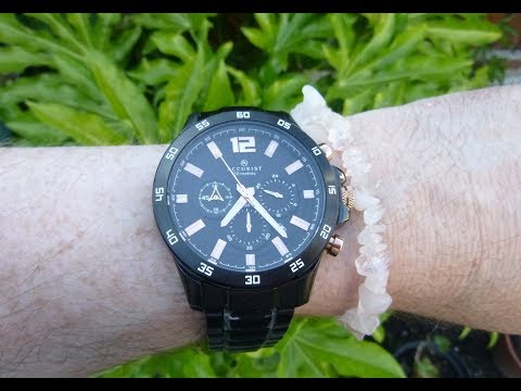 Accurist Watch Review Model 7052