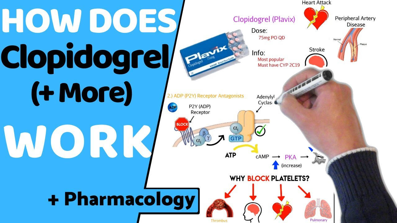 side effects of Plavix