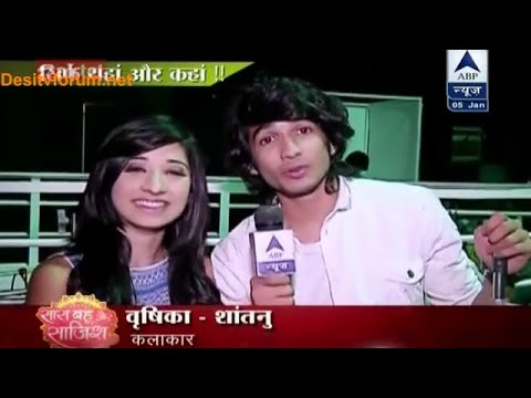 Vrushika And Shantanu On Romeo Juliet Rehearsal By SBS - 3rd January 2015 from YouTube · Duration:  2 minutes 37 seconds